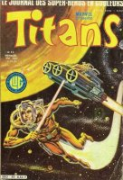 Grand Scan Titans n° 40